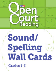 Open Court Reading, Sound/Spelling Wall Cards, Grade 1-3