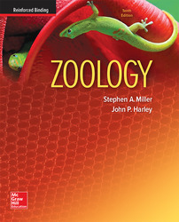Miller, Zoology, 2016, 10e (Reinforced Binding) Student Edition
