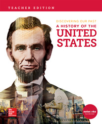 Discovering Our Past: A History of the United States, Teacher Edition