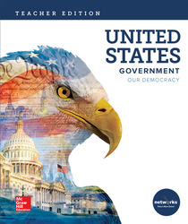 United States Government: Our Democracy, Teacher Edition
