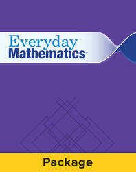 Everyday Mathematics 4, Grade 6, Comprehensive Student Material Set, 1 Year