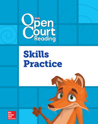 Open Court Reading Foundational Skills Kit, Skills Practice Workbook, Grade 3