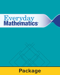 Everyday Mathematics 4, Grade 5, Essential Student Material Set, 1 Year