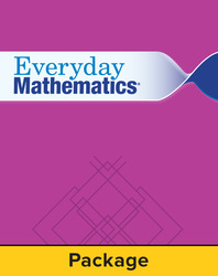 Everyday Mathematics 4, Grade 4, Essential Student Material Set, 1 Year
