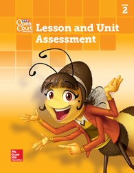 Open Court Reading Lesson and Unit Assessment, Book 2, Grade 1
