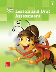 Open Court Reading Lesson and Unit Assessment, Book 1, Grade 2