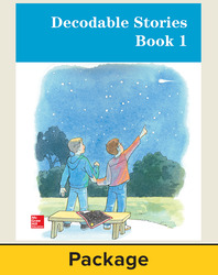 Open Court Reading Core Decodable Individual Set Grade 3 (1 set of 4 books, 23 stories total)