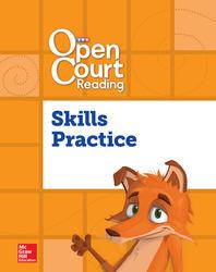 Open Court Reading Foundational Skills Kit, Skills Practice Workbook, Grade 1