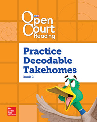 Open Court Reading, Practice PreDecodable and Decodable 4-color Takehome 2 (set of 25), Grade 1