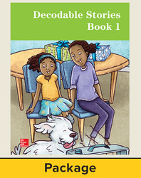 Open Court Reading Core Decodable Individual Set Grade 2 (1 each of 7 books, 55 stories total)
