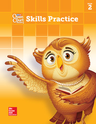 Open Court Reading Skills Practice Workbook, Book 2, Grade 1