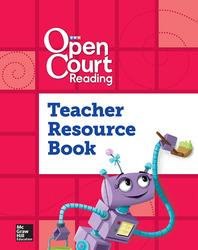 Open Court Reading Foundational Skills Kit, Teacher Resource Book, Grade K