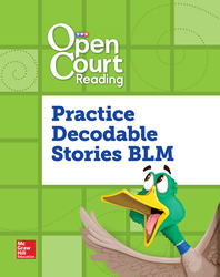 Open Court Reading, Practice Decodable Takehome Stories Blackline Master, Grade 2