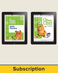 Open Court Reading Foundational Skills Kit Single Class License, 3-year subscription Grade 2