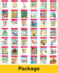 Open Court Reading Core Pre-Decodable/Decodable Individual Set Grade K (1 each of 42 titles)