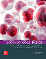 Common Core Basics Spanish Core Subject Module Science Student Edition
