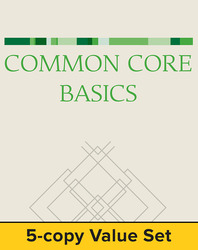 Common Core Basics Spanish Core Subject Module, 5-copy Value Set