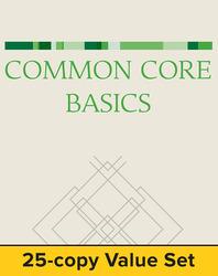 Common Core Basics Spanish, Core Subject Module, 25-copy Value Set