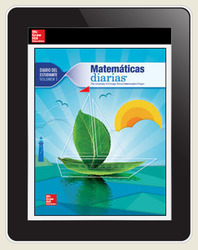 EM4 Comprehensive Spanish Student Materials Set, 5 Year Subscription, Grade 2