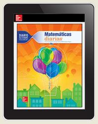 EM4 Comprehensive Spanish Student Materials Set, 5 Year Subscription, Grade 3