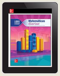 EM4 Comprehensive Spanish Student Materials Set, 5 Year Subscription, Grade 4
