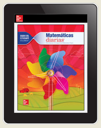 EM4 Comprehensive Spanish Student Materials Set with Home Links, 5 Year Subscription, Grade 1