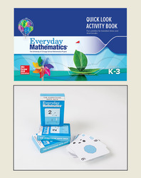 Everyday Math 4 Quick Look Activity Pack