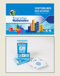 Everyday Math 4 Everything Math Activity Pack