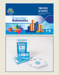 Everyday Math 4 Time Activity Pack