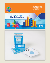 Everyday Math 4 Money Activity Pack