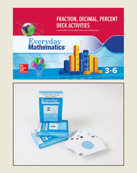 Everyday Math 4 Fraction, Decimal, and Percent Activity Pack