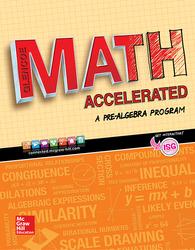 Glencoe Math Accelerated 2017 Student Edition