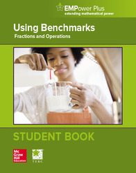 EMPower Plus, Using Benchmarks: Fractions and Operations, Student Edition