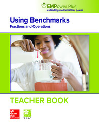 EMPower Plus, Using Benchmarks: Fractions and Operations, Teacher Edition