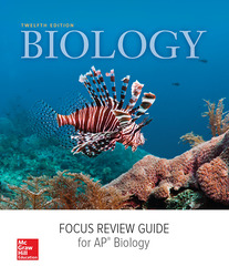 Mader, Biology, 2016, 12e (Reinforced Binding) AP Focus Review Guide