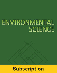 Enger, Environmental Science © 2016, 14e (Reinforced Binding) Student Bundle (Student Edition with ConnectED eBook), 6-year subscription