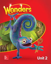 Wonders Student Edition, Unit 2, Grade 1