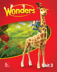 Wonders Student Edition, Unit 3, Grade 1