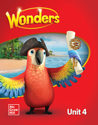 Wonders Student Edition, Unit 4, Grade 1