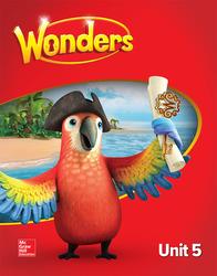 Wonders Student Edition, Unit 5, Grade 1