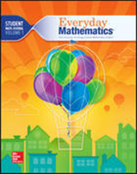 Everyday Mathematics 4: Grade 3, Wallcharts