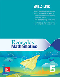 Everyday Mathematics 4: Grade 5 Skills Link Teacher's Guide
