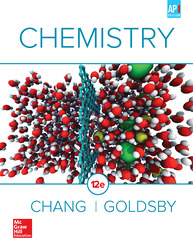 Chang, Chemistry, 2016, 12e, AP Student Edition