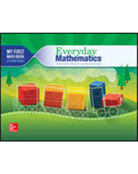 Everyday Mathematics 4: Grade K Classroom Games Kit Cardstock Pages