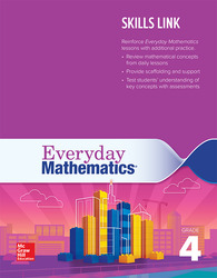 Everyday Mathematics 4: Grade 4 Skills Link Teacher's Guide