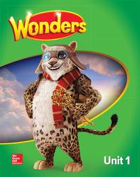 Wonders Student Edition, Unit 1, Grade 4