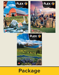 FLEX Literacy Secondary Student Interactive Reader Package