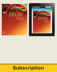 Miller, Zoology © 2016, 10e (Reinforced Binding) Standard Student Bundle (Student Edition with Connect®), 1-year subscription