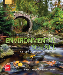 Enger, Environmental Science © 2016, 14e (Reinforced Binding) Student Edition