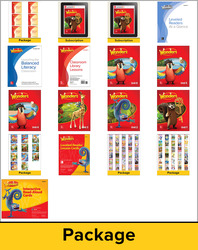 Wonders Balanced Literacy, Grade 1 Comprehensive Package, 6-year subscription